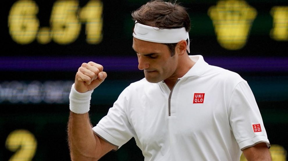 Jugadores con más cuartos de final en Wimbledon