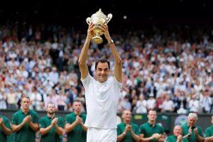 Jugadores con más títulos en Wimbledon