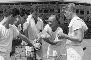 Harry Hopman tenis australiano
