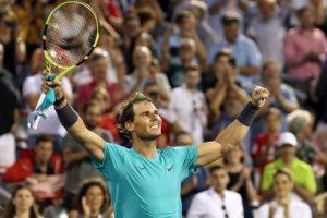 Rafa Nadal Rogers Cup