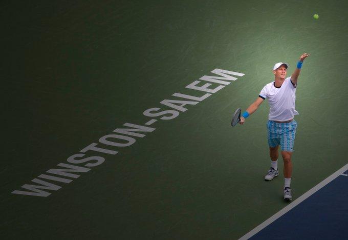 Resultados ATP 250 Winstom-Salem 2019