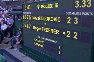 ¿Son necesarios los partidos de tenis a cinco sets?