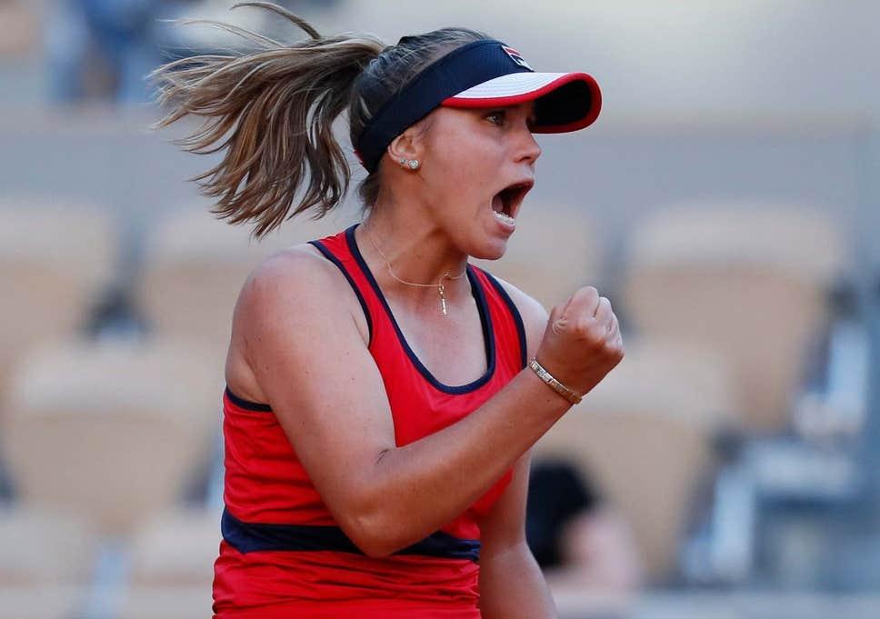 Sofía Kenin Roland Garros 2019