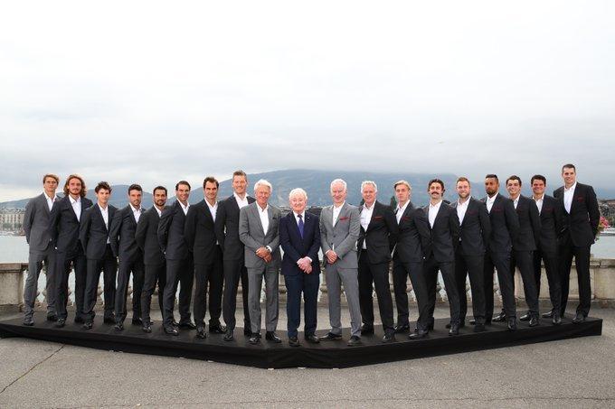 Declaraciones jugadores Laver Cup 2019