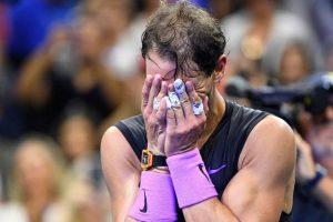 Rafa Nadal final US Open 2019