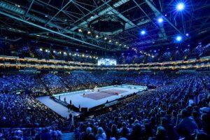 Cambio superficie Nitto ATP Finals