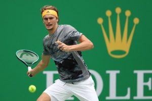 Federer Zverev Shanghai