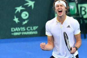 Alexander Zverev críticas Copa Davis