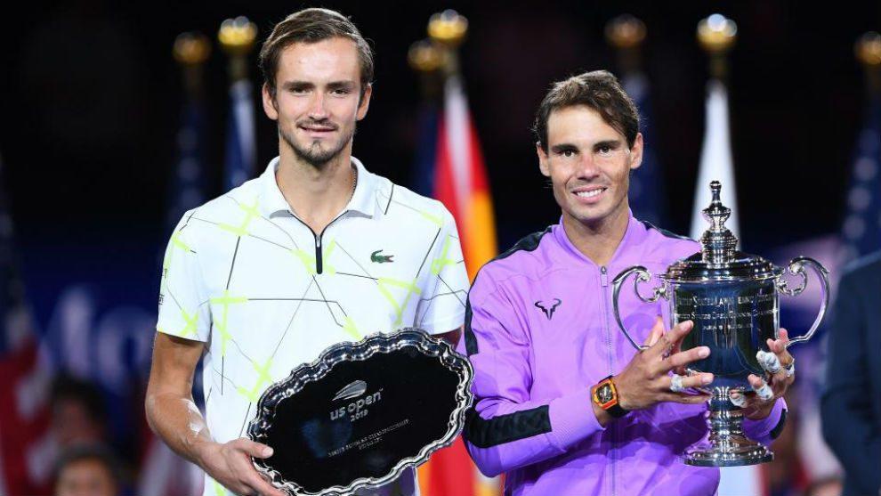Nadal Medvedev ATP 2019