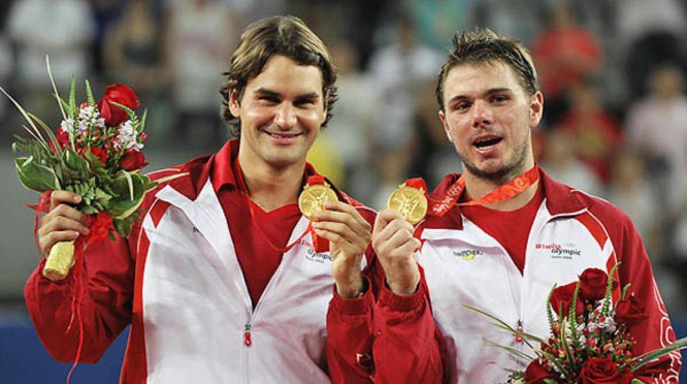 Roger Federer Juegos Olímpicos Tokyo