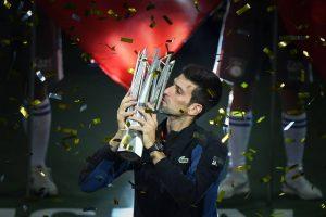 Jugadores con más títulos en el Masters 1000 Shanghai