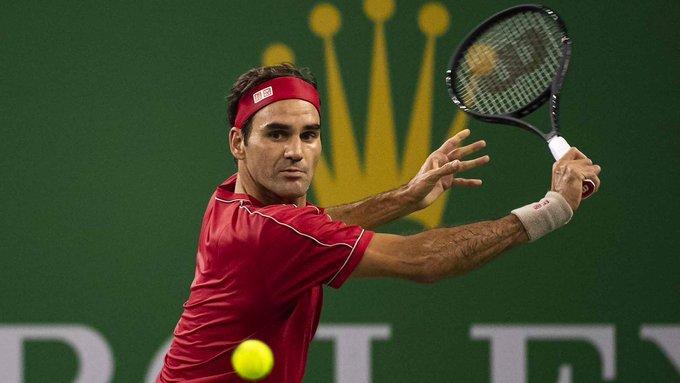 Federer Goffin Shanghai