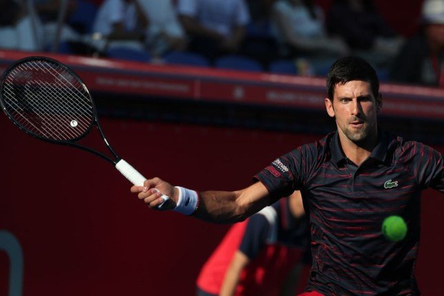 Novak Djokovic número uno ATP Tokyo
