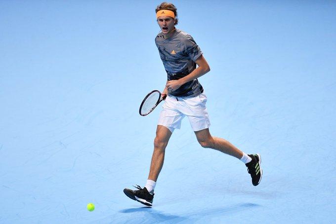 Nadal Zverev Nitto ATP Finals 2019