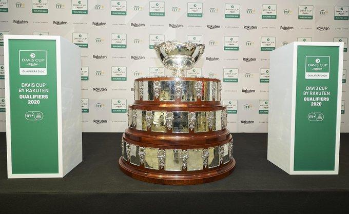 Premios reparte Copa Davis 2019
