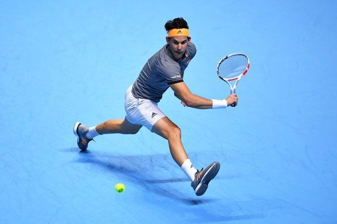 Federer Thiem Nitto ATP Finals 2019