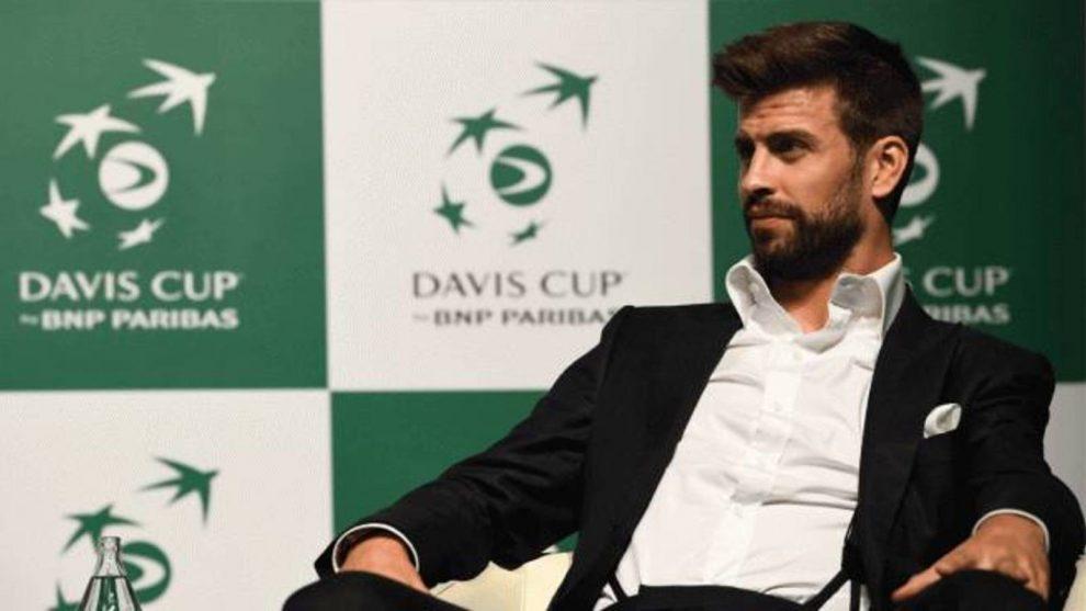 Gerard Piqué valoración Copa Davis 2019