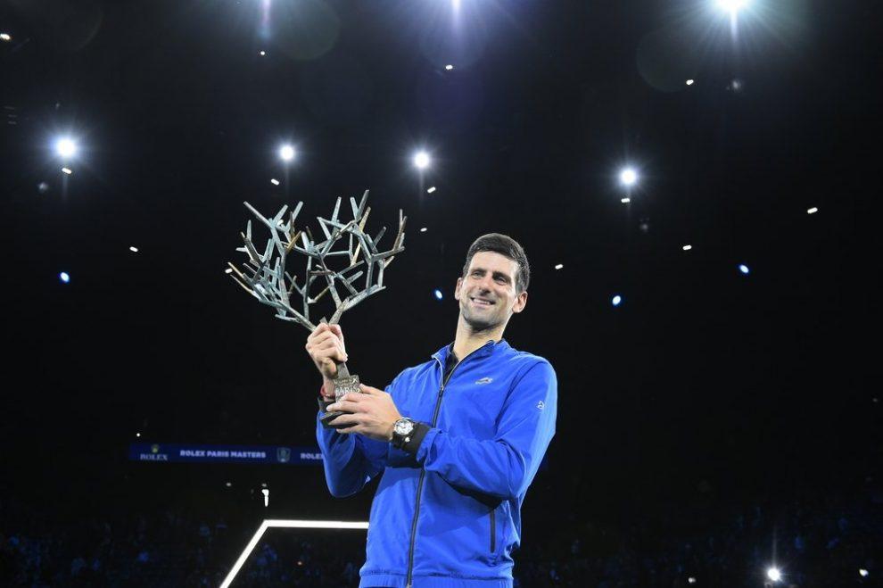Jugadores con más títulos en el Masters 1000 París