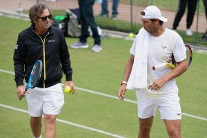 Francis Roig ATP CUP 2020 Rafa Nadal