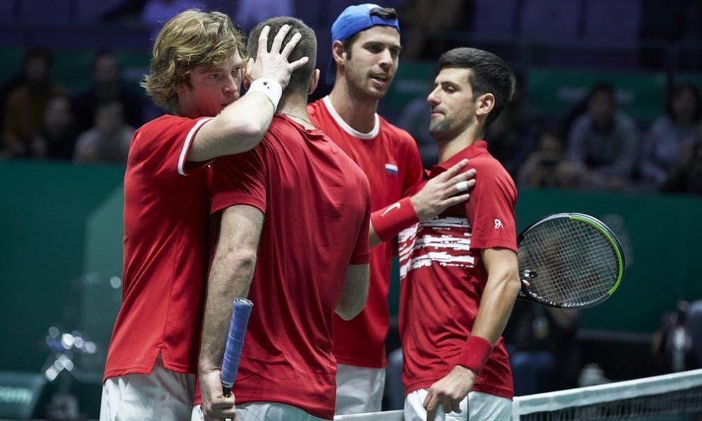 Copa Davis cada cuatro años