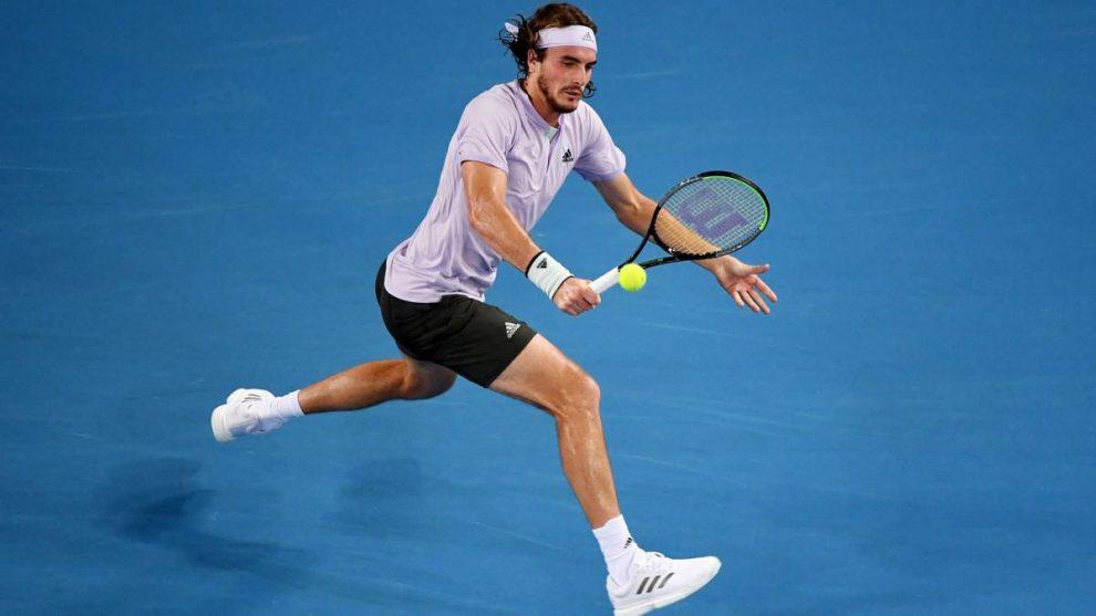 Steafanos Tsitsipas Grand Slam Australian Open