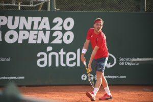 Marco Cecchinato Punta Open 2020