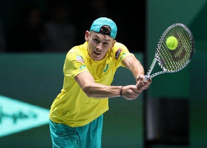 De Minaur Zverev ATP Cup 2020