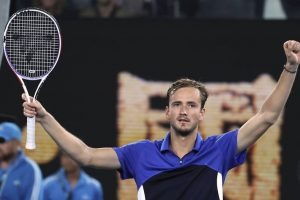Medvedev Martínez Australian Open 2020