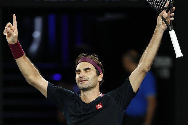 Federer Fucsovics Australian Open 2020