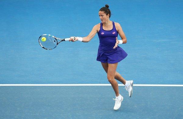 Lara Arruabarrena Open de Australia 2020