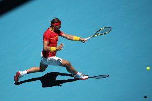 Nadal Nishioka ATP Cup 2020