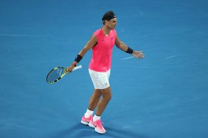 Rafa Nadal Australian Open 2020