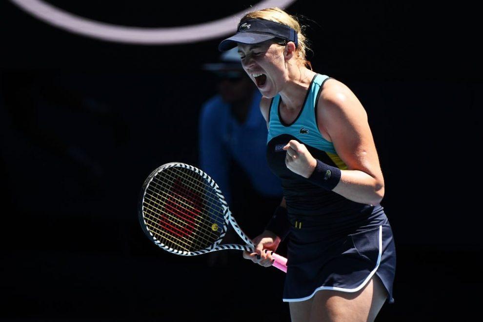 Pavlyuchenkova tercera ronda Australian Open 2020
