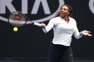 Serena Zidansek Australian Open 2020