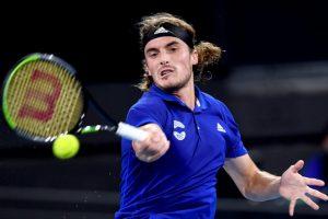 Tsitsipas Zverev ATP Cup 2020