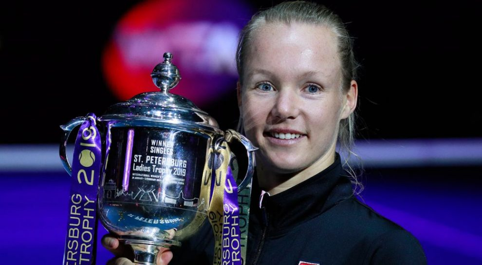 Entry List WTA San Petersburgo 2020