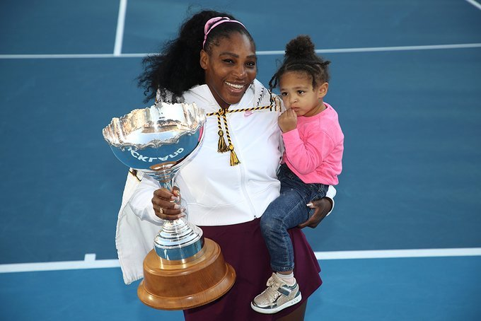 Serena Williams Pegula WTA Auckland 2020