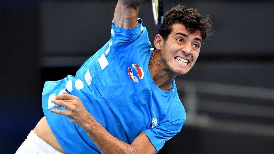 Garín Anderson ATP Cup