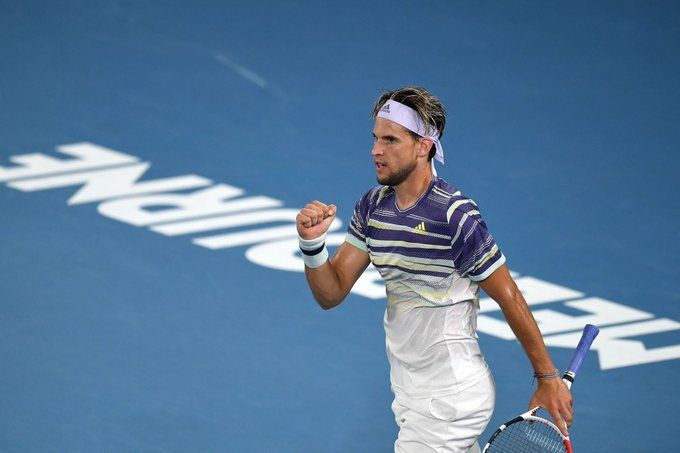 Nadal Thiem Open Australia 2020