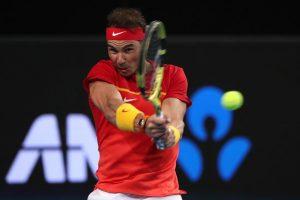 Nadal Basilashvili ATP Cup 2020