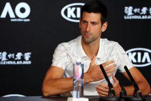 Djokovic vacuna coronavirus