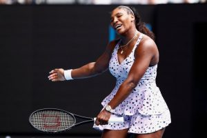 Serena Williams Wang Open Australia 2020