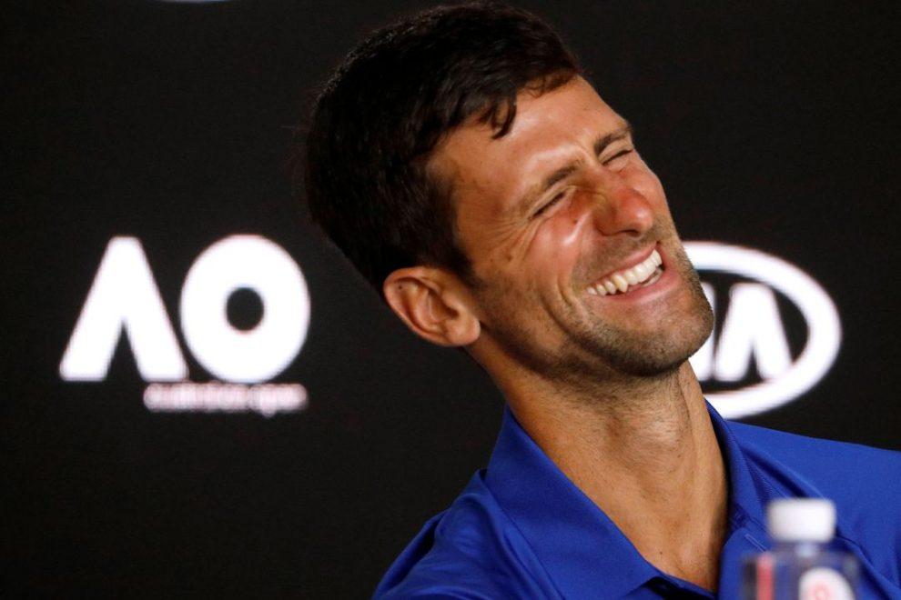 Djokovic declaraciones Ito Open Australia