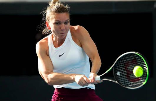Halep Tomljanovic WTA Adelaida 2020