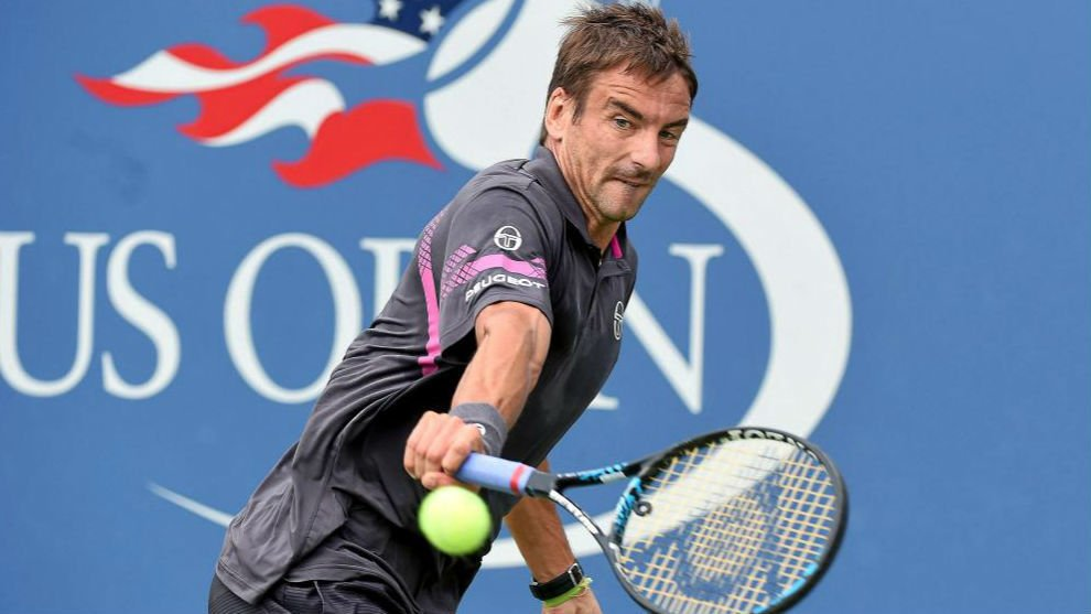 Tommy Robredo US Open