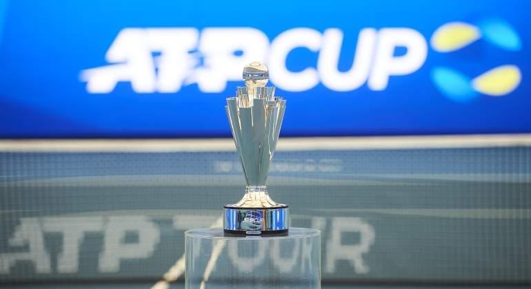 Números ATP Cup 2020