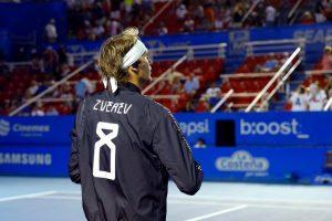 Zverev Jung ATP Acapulco