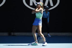 Kenin Muguruza Australian Open 2020