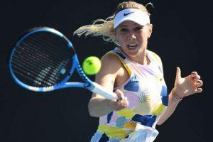 Svitolina Anisimova WTA Doha 2020