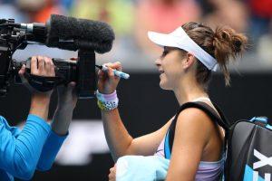 Bencic Kuznetsova WTA San Petesburgo
